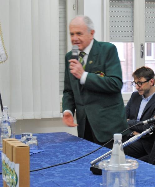 Il relatore Presidente dell'aicoo