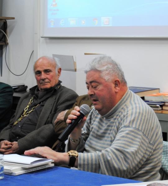 Il relatore Dr. Natale Giusepe Direttore della O.P.O.O.