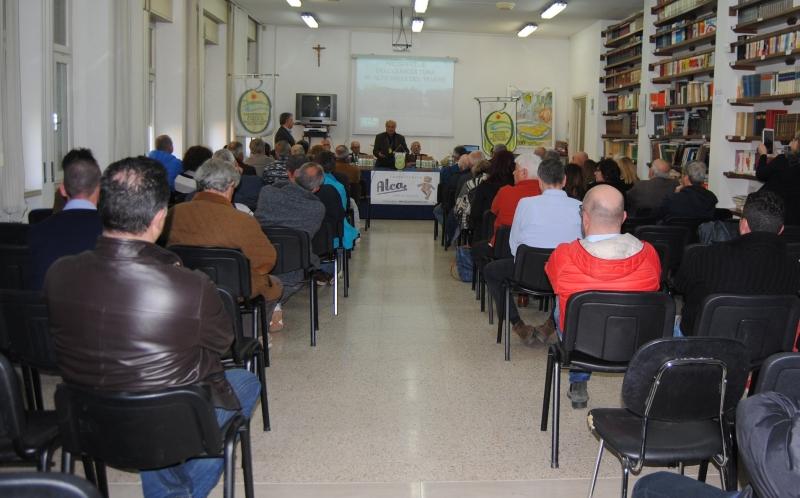 Apertura dei lavori da parte del Presidente Sergio Bartoccioni