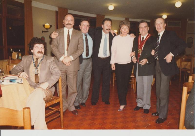 Filiberto e Gilberto a Rapallo 1974