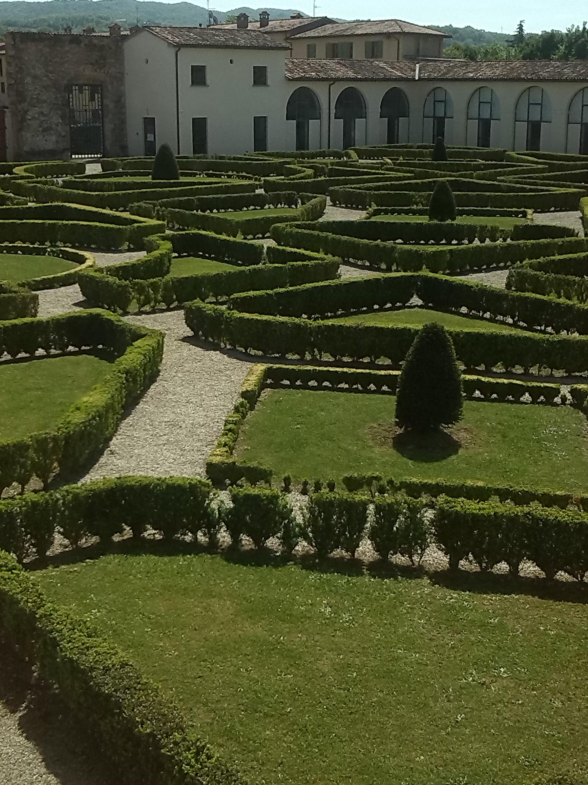 Giardini Pinacoteca