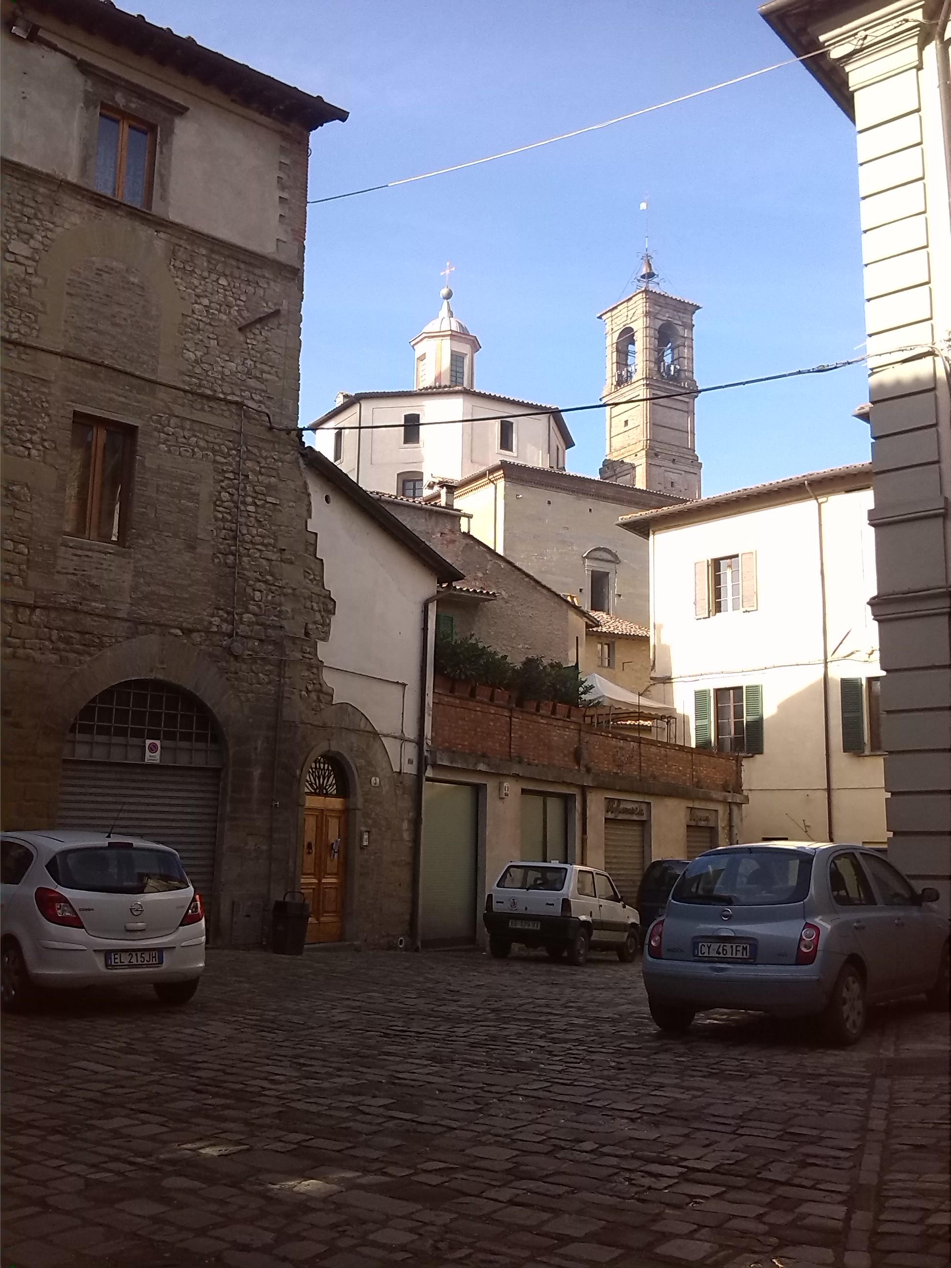Piazza dell'Incontro tra S. Francesco e S. Bonaventura
