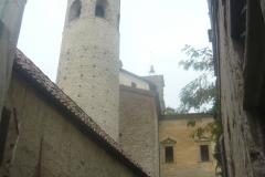 Campanile rotondo secolo XXII arte romanica